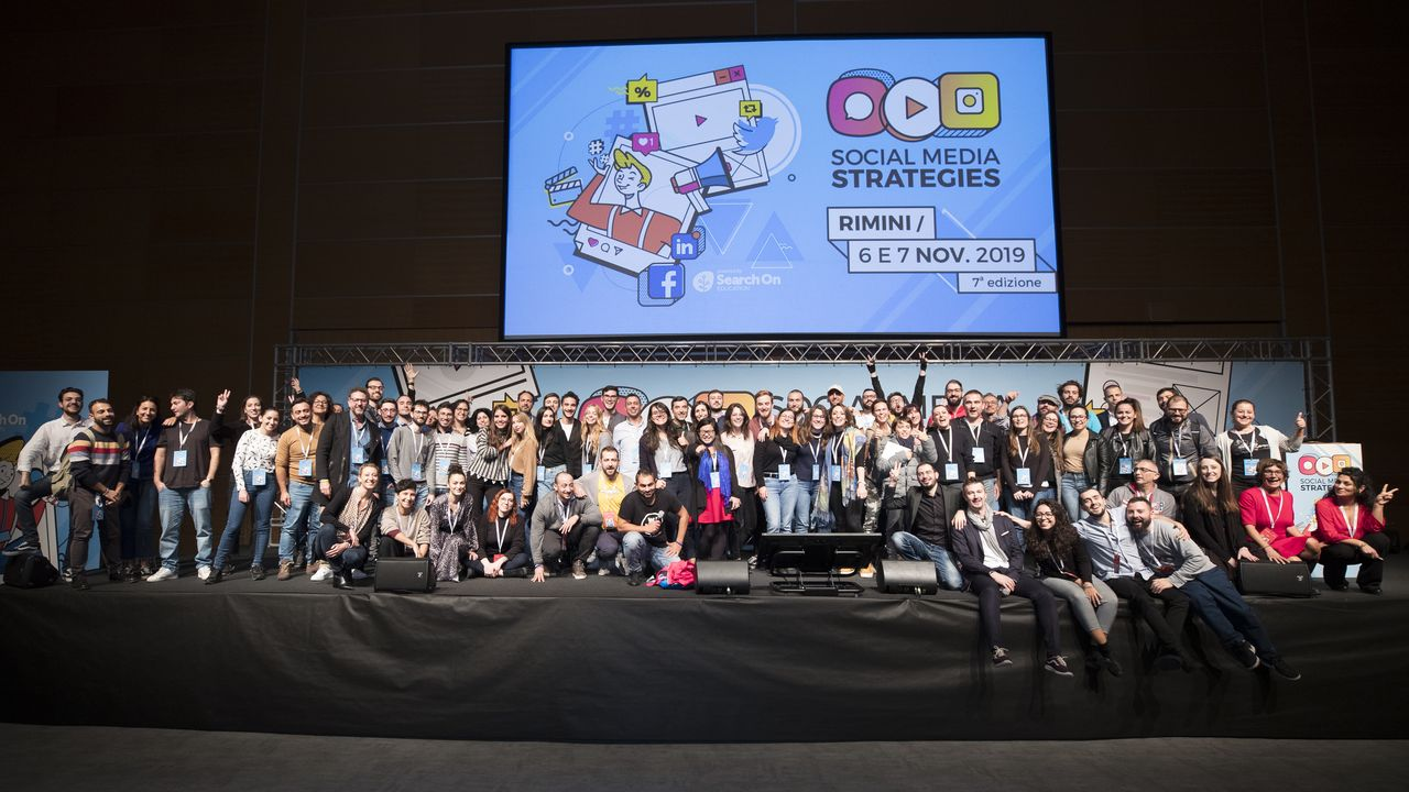 Social Media Strategies: oltre 1.600 partecipanti al più grande ...