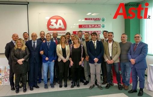 """È stato suggellato il """"matrimonio"""" tra il Gruppo 3A e Despar Italia [VIDEO]"""