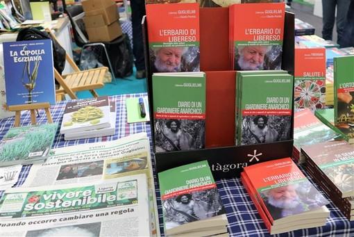 """Presentato al Salone del Libro di Torino il nuovo libro di Libereso, """"Diario di un giardiniere anarchico"""""""