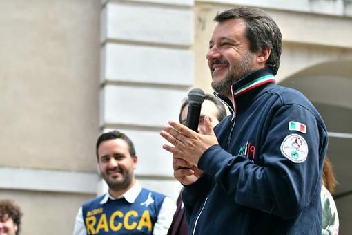 """Marco Racca (Lega): """"Voglio essere l'anello che congiunge il nostro territorio all'Europa, per creare un'importante filiera istituzionale"""""""