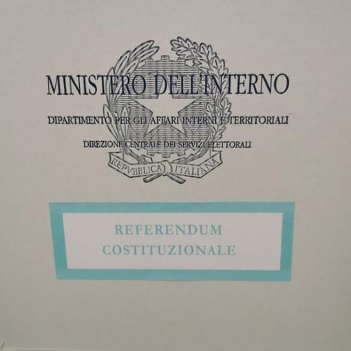 Referendum: vince il SI, in Liguria la percentuale è del 63,7%. Il NO chiude al 36.2%