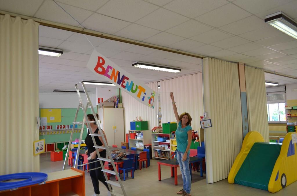 Andora: tutto pronto per l'apertura delle scuole elementari e materne