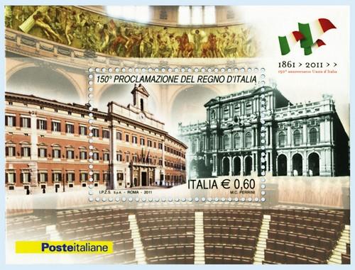 Ad alassio fanfara dei bersaglieri di asti e annullo for Sede parlamento italiano