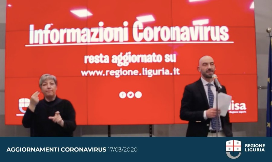 Coronavirus: a Genova c'è il primo guarito con Remdesivir