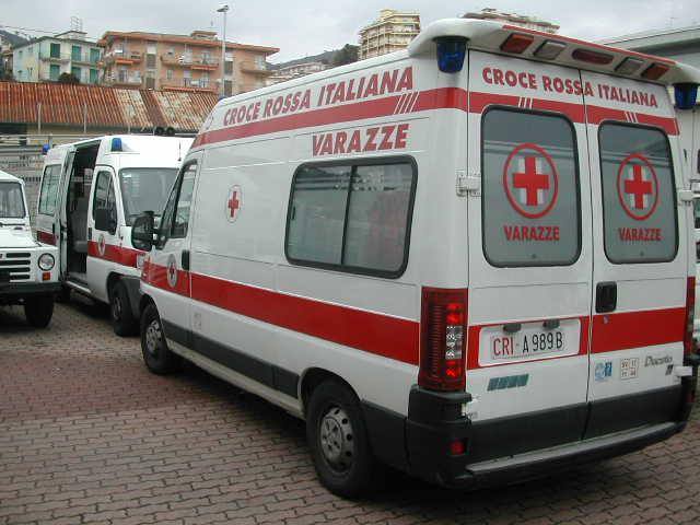Varazze, precipita da un muro: uomo in codice rosso al Santa Corona - SavonaNews.it