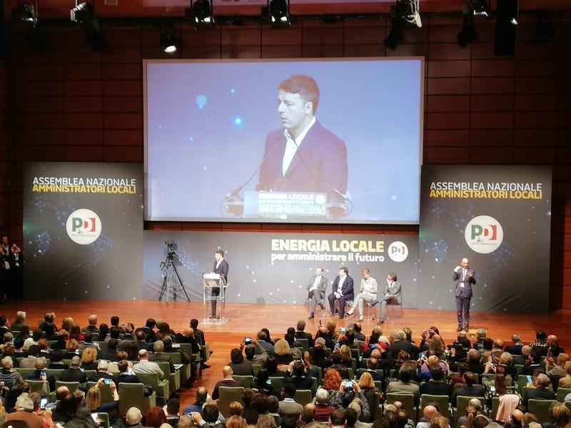 A Torino l'assemblea nazionale degli amministratori locali del Pd: diversi i rappresentanti della nostra provincia