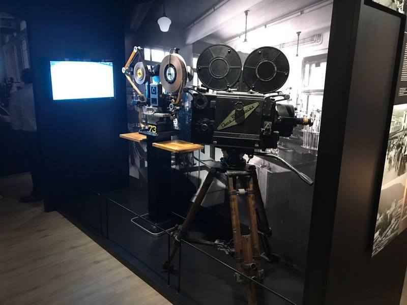 Museo Della Scienza E Della Tecnica.Il Ferrania Film Museum Sara Presentato Al Museo Della Scienza E
