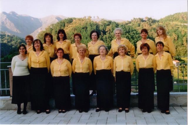 """Il Festival di Sanremo chiama il Coro Femminile """"La Ginestra ..."""