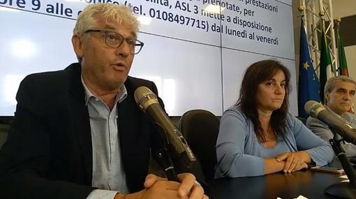Crollo del ponte sul Polcevera: l'Assessore Viale rassicura sui trasporti dei malati agli ospedali genovesi (Video)