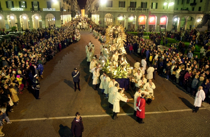 Processie Savona
