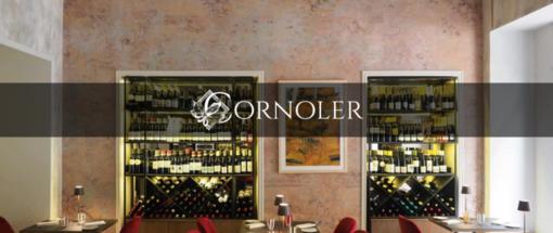 Cornoler: un ristorante esclusivo dove organizzare incontri di lavoro o cene a lume di candela
