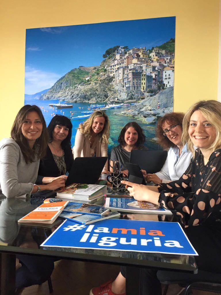 Il social media team della Liguria tra i migliori delle Regioni ...
