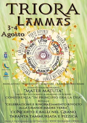 Triora: il 3 e 4 agosto si celebra la Madre Terra e i suoi doni con l'evento 'Triora Lammas 2019'