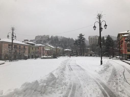 Val Bormida, torna la neve: per domani previste possibili precipitazioni nevose sopra i 500-700 metri