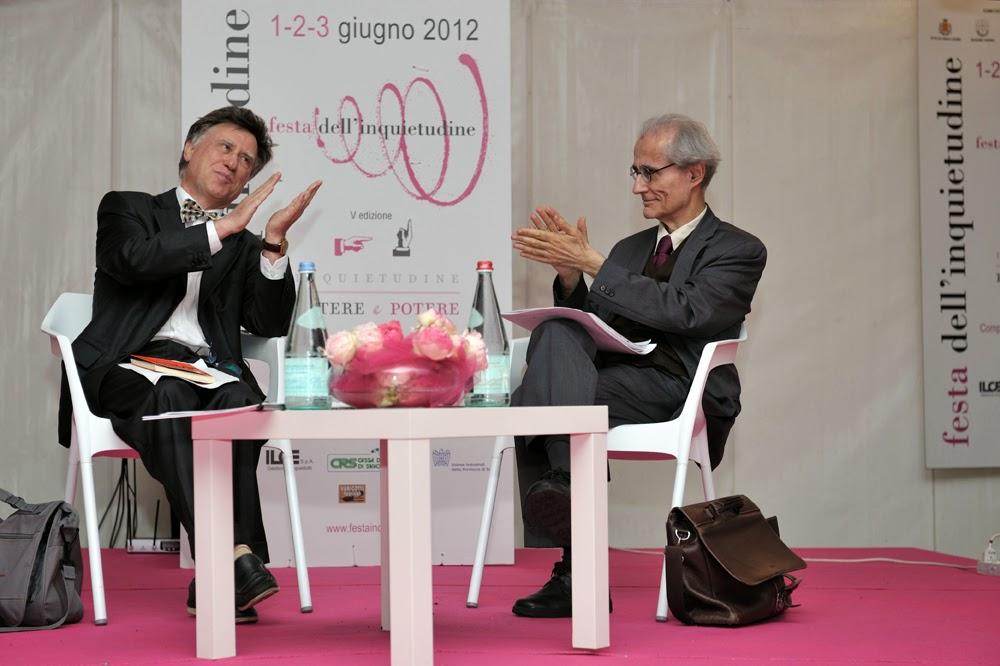 Luciano Canfora inquieto dell'anno, tre giornate inquiete su grecia e grecità da non perdere a Savona