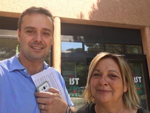 """Accertamenti Tari ad Albenga, Ciangherotti e Perrone: """"Forza Cangiano, difendi le partite iva"""""""