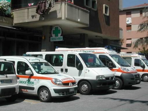 Albisola, sabato la consegna di un defibrillatore alla Croce Verde