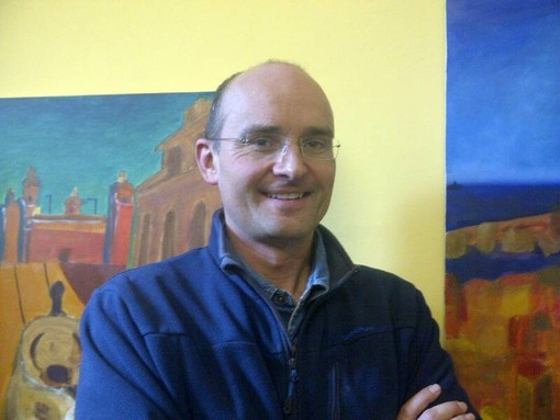 Il sindaco di Finale Ligure Ugo Frascherelli ospite ai microfoni di Radio Onda Ligure 101