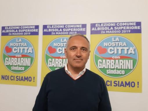 Albisola Superiore: il presidente Toti a sostegno della candidatura di Maurizio Garbarini