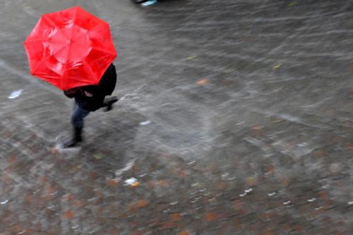 Arriva il maltempo: possibili temporali per lunedì