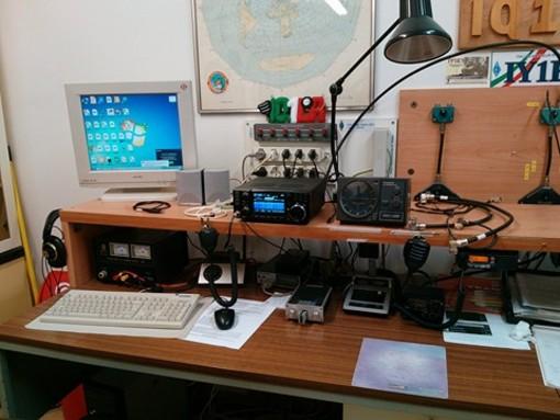 Cosseria, corso gratuito per aspiranti radioamatori
