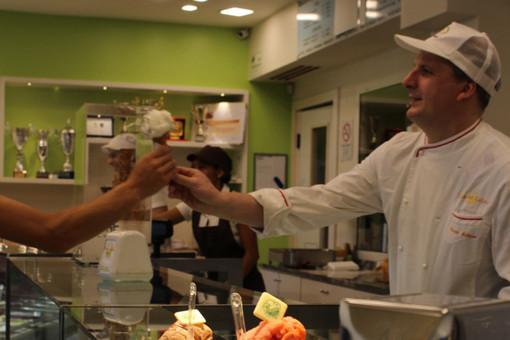 """La """"Casa del gelato"""" di Albenga si conferma tra le migliori gelaterie artigianali d'Italia"""