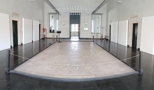 """In Sala del Mosaico a Loano la mostra """"Arte e disabilità"""" di Lorenzo Ludi"""