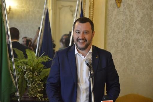 Giovedì 17 settembre Matteo Salvini sarà in Liguria: alle 9.30 appuntamento a Loano