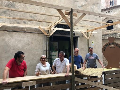 Palio di Albenga, la Taberna dei forzieri ricorda Ausilia Donà e Rosy Guarnieri