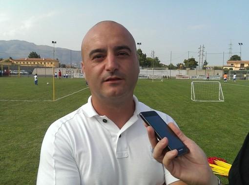 """Il presidente dell'Albenga Calcio Tomatis piange Davide Molinari: """"Siamo sconvolti"""""""