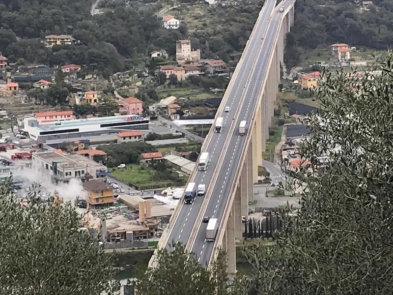 Lavori sulla A6 Torino-Savona, modifiche alla viabilità da domenica 6 a venerdì 11