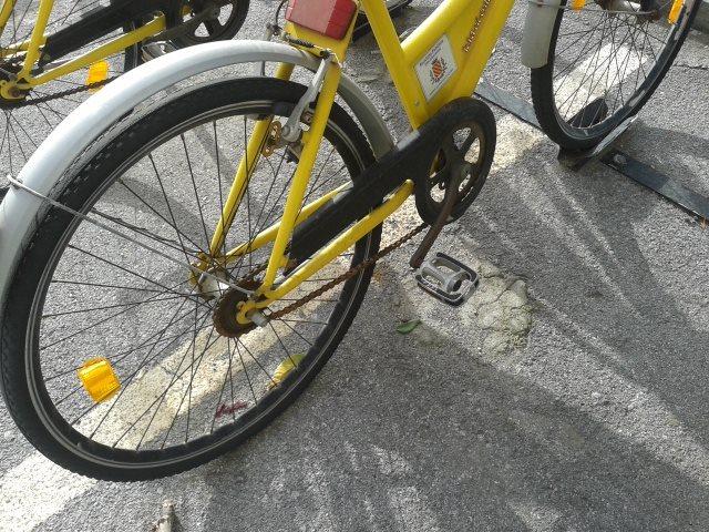 Bici Rotte Con Il Bike Sharing A Finale Questo è Il Servizio Per I
