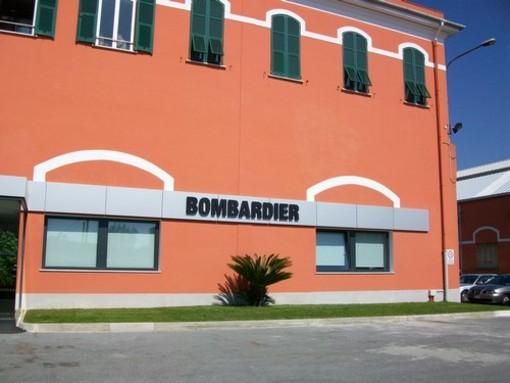 Vertenza Bombardier: domani alle 13 la Conferenza dei Capigruppo in Regione