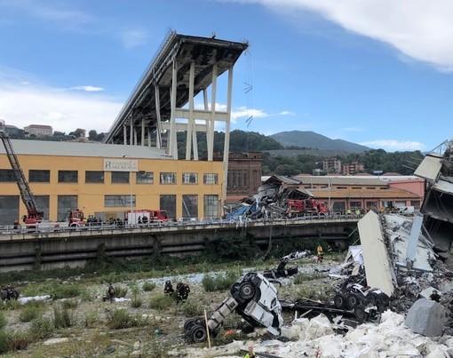 Crollo ponte: ecco il conto del Comune per donazioni pro sfollati
