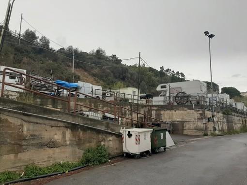"""Savona, commissione sul campo nomadi della Fontanassa. Re (comunità sinti): """"Non abbiamo mai fatto del male a nessuno"""""""