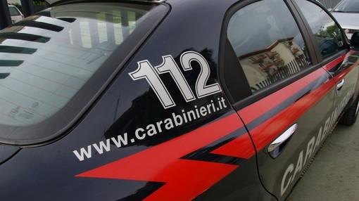 Villanova d'Albenga: 25enne arrestato dai carabinieri per resistenza, violenza a pubblico ufficiale e uso di atto falso