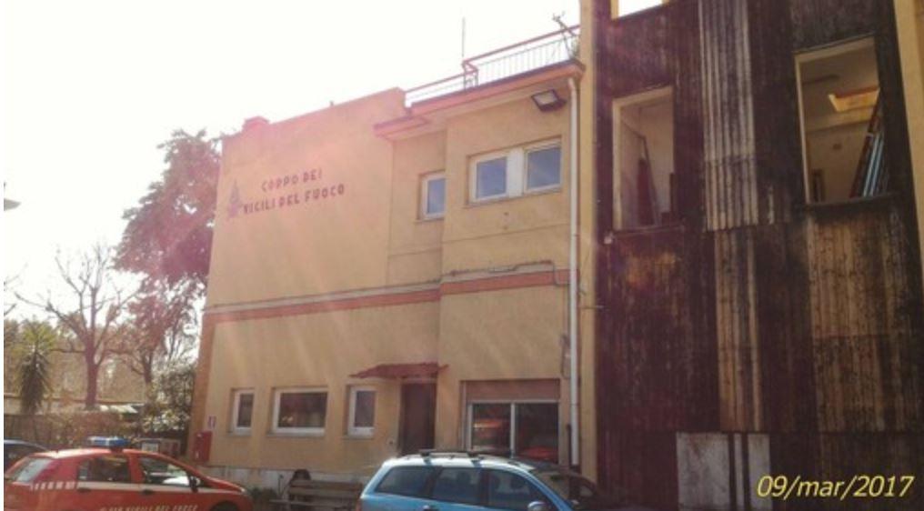 """Caserma dei vigili del fuoco di Albenga, Cossu (USB): """"Gli interventi promessi da Mulè servono solo a coprire il problema, non a risolverlo"""""""