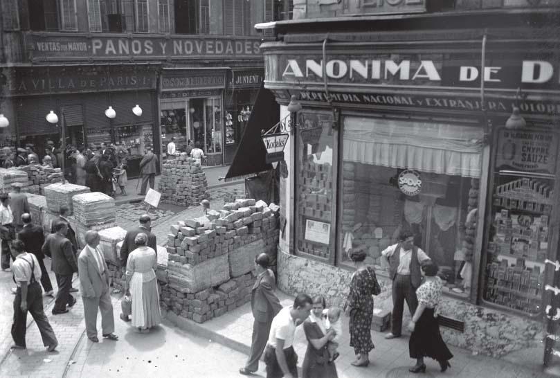 Catalogna bombardata: anche a Savona la memoria della Guerra Civile Spagnola