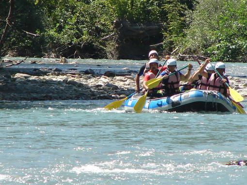 E' arrivato il bel tempo, voglia di Rafting? Non perdere l'offerta per la prima discesa con gli amici e la famiglia