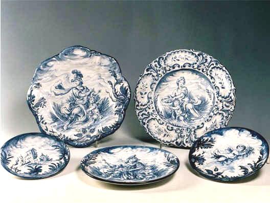 Albisola ceramica coop stovigliai vintage per la casa e per t
