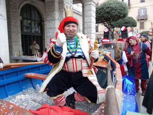 Cicciulin arriva dal mare: domenica inizia il Carnevale a Savona