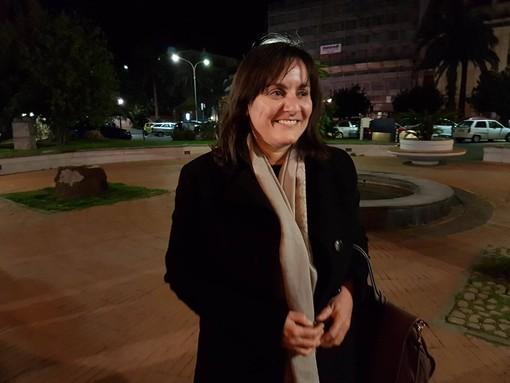 L'Assessore Regionale Sonia Viale nella sezione Lega di Albenga, si tenta di ricucire?