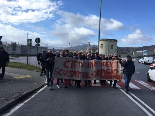 Tpl Linea, sciopero il 25 maggio e volantinaggio in piazza Mameli a Savona