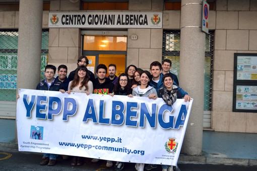 Lo Yepp Albenga inaugura l'area sportiva attrezzata per Calisthenics e Street Workout