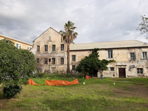 Savona, affidato il progetto per il lavori sul complesso del San Giacomo: via alla perizia sull'ex chiesa