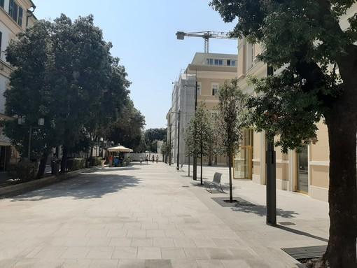 """Savona, i banchi dei fiori si sposteranno il lunedì in corso Italia. Assessore Zunato: """"Si conclude così la sistemazione dell'area mercatale"""""""