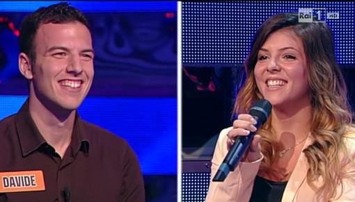 """Calcio & Spettacolo: partecipazione brillante per Davide Sighieri a """"L'Eredità"""""""