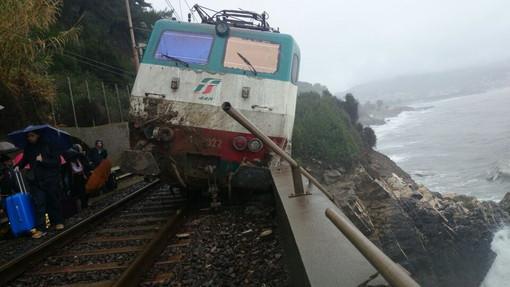 Deragliamento treno ad Andora: tre condanne del Gip Giorgi