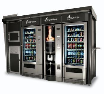 Distributori bibite automatici