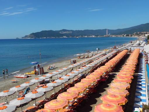 Spiagge: solo il 14% libere in Liguria